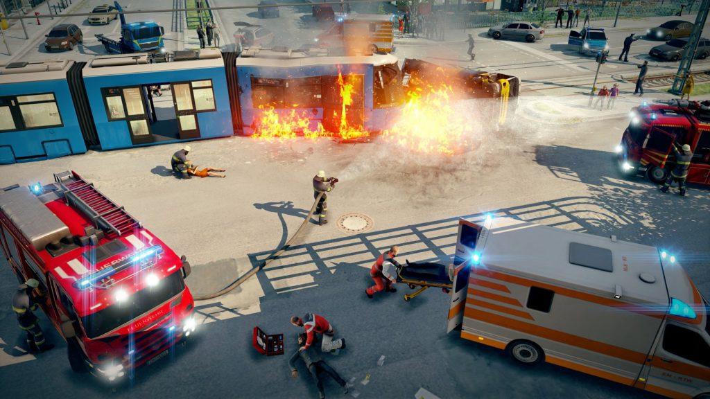 Een gesimuleerde rampenoefening is ook een vorm van serious gaming